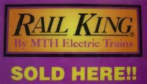 Rail King Logo
