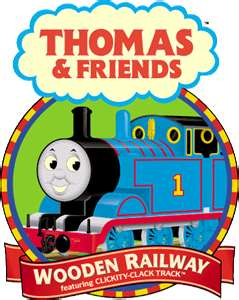 Thomas Friends Wooden Railway Logo