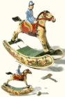Classic Rocking Horse Wind-Up